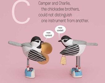 the chickadee brothers