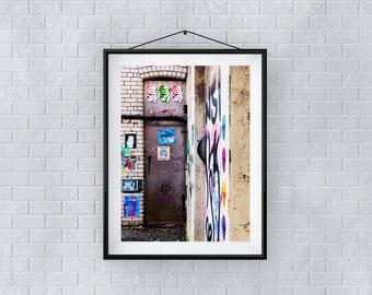 Keep Breathin' - Premium Quality – Wall Art - Giclée Print – Urban Art - Martin Sylvester - Sylvo81