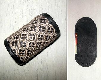 wrist wallet, travel wallet, cuff wallet, money cuff, bracelet wallet, leather wrist wallet , wristlet wallet, wrist purse, bracelet purse