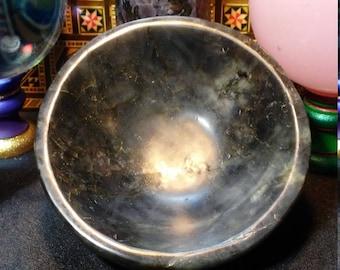 Labrodorite Bowl