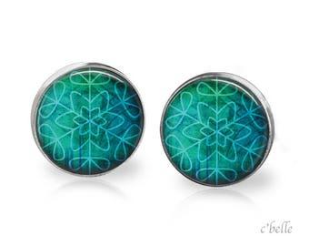 Christmas Earrings Winter-60