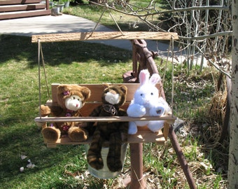 Swing for Stuffed animals or dolls