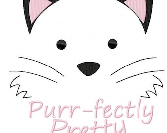 Purr-fectly Pretty Cat