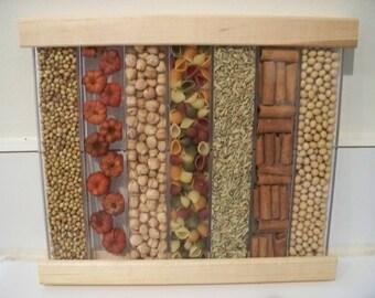 Botanical Hotplate-Medium. 8 1/4 X 9 1/4