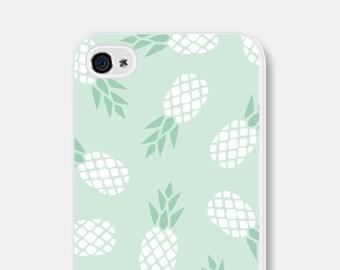 iPhone SE Case iPhone 6 Plus Case Pineapple iPhone 5c Case iPhone 5 Case Pineapple iPhone 6 Case iPhone 5s Case Mint iPhone 5c Case