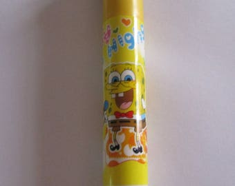pen ballpoint, 10 colors, yellow