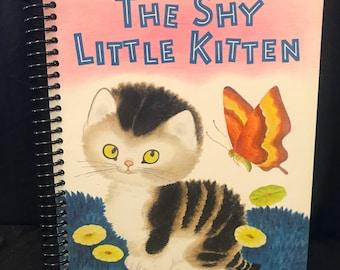 Shy Little Kitten