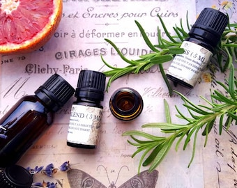 Frankincense and Myrrh Essential Oil Aromatherapy Blend. 5 ML