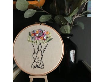 Feet Bouquet