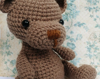 Teddy Bear crochet pattern PDF
