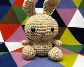 Beige Easter Bunny