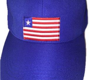Liberia Patriotic Hat