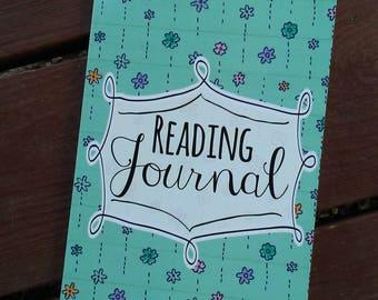 Book Lover's Reading Journal