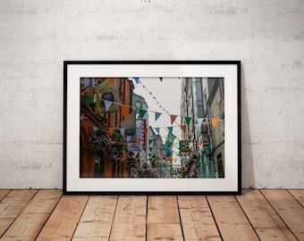Irish Tricolour | Dublin | Photo Print