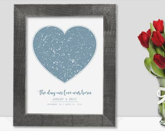 Long Distance Boyfriend Gift For Birthday Girlfriend Personalized Relationship