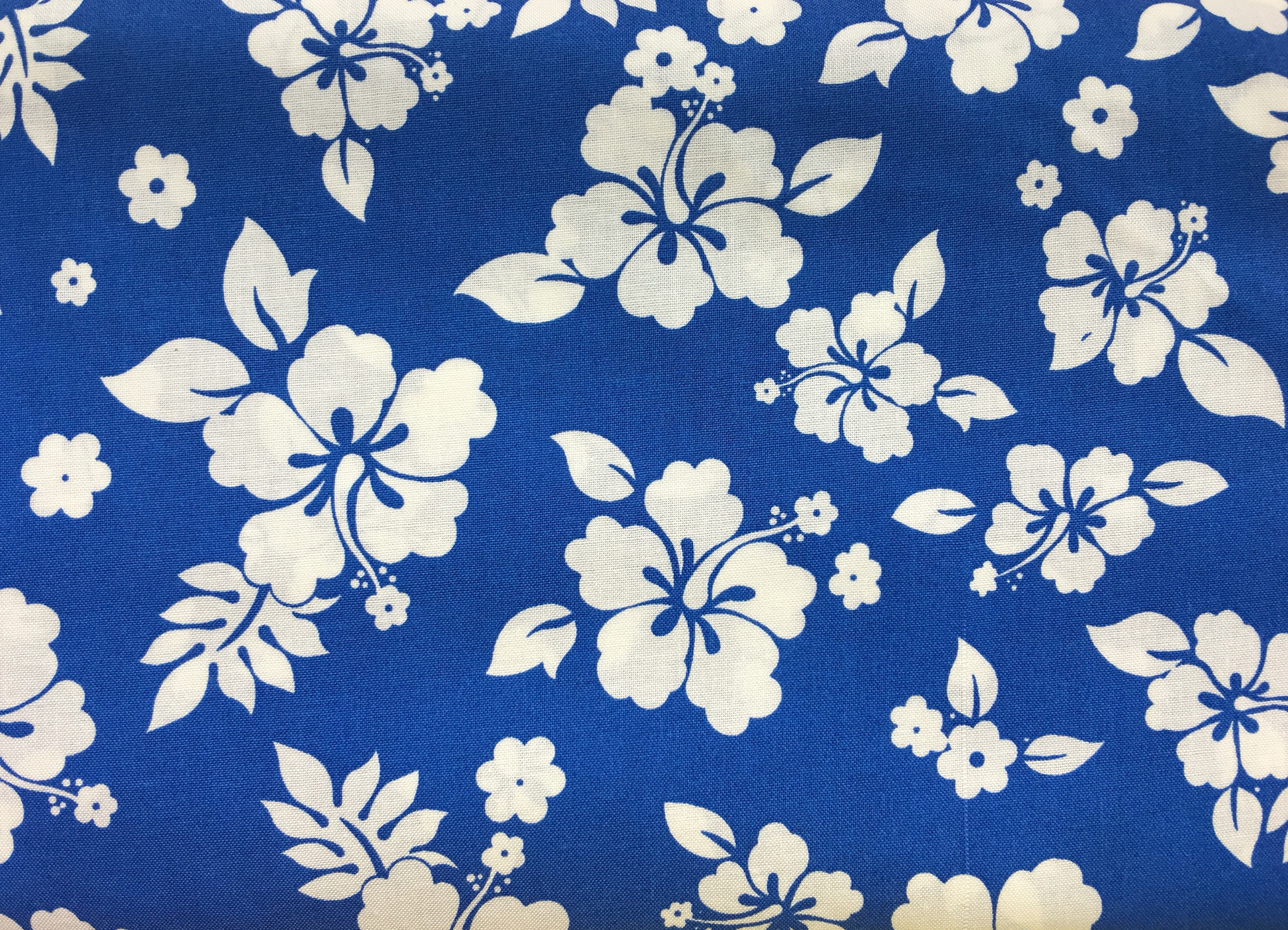 blue and white hawaiian fabric by the yard hawaiian shirt. Black Bedroom Furniture Sets. Home Design Ideas