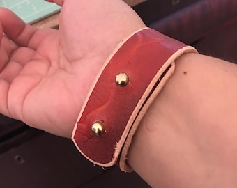 Leather Braclet