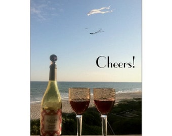 Cheers! Note Card