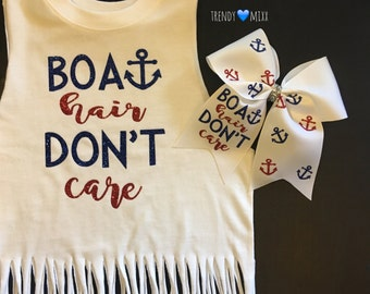 Boat hair dont care set