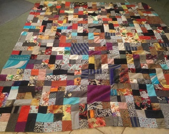 Custom Made memory Quilts - from your treasured clothes from children or a loved one that is no longer with you - it's like a hug