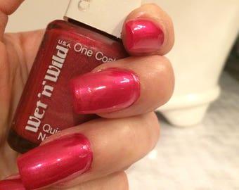 Vintage 90s nail polish/vintage nail polish