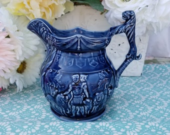 Beautiful Detailed Arthur Wood Pitcher made In England
