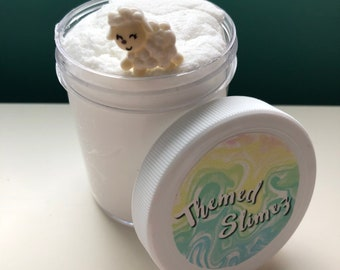 Sheeps Wool 4oz with Charm
