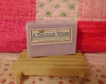 A Thousand Wishes type Shea Butter & Goats Milk Soap