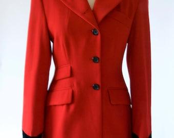 Vintage DKNY Donna Karan Wool Jacket