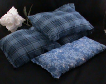 mircowave or Freeze. Made of Buckwheat. Combo-whtbag and handbag