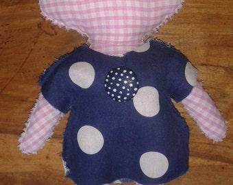 Cute Dotty Dress Dolly