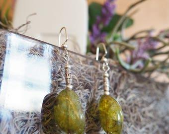 Gifts of Athena Dangle Earrings