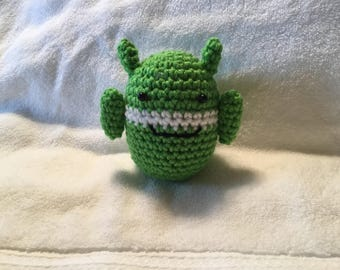 Crochet Little Android