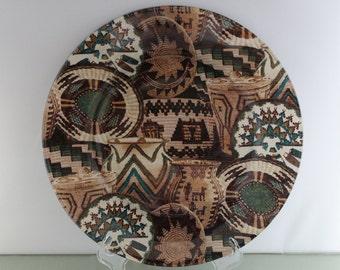 Southwestern Decorative Plate