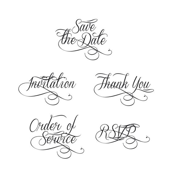 My Wedding Invitation Clip Art At Clker Com: Items Similar To Save The Date Wedding Wording, Wedding