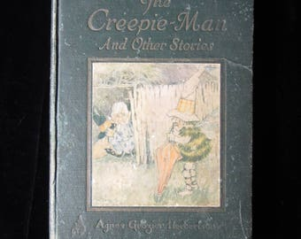 VTG 1923 The Creepie-Man And Other Stories-Agnes Grozier Herbertson