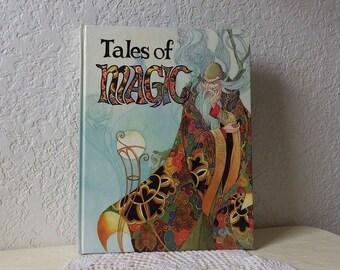 Children's Book: Tales of Magic, Checkerboard Press, 1983. Like New.