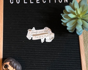 I Solemnly Swear... // Harry Potter Collection 4x6 Sticker