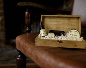 Luxury Beard Care Kit
