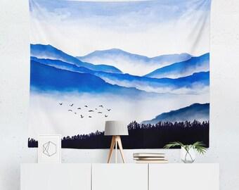 Mountain Tapestry   Mountain Wall Tapestry   Mountain Wall Décor   Mountain Tapestries   Mountain Wall Art   Mountain Art   Mountain Décor