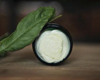 Whipped Butter, Whipped Body Butter, Body Butter, Whipped Shea Butter, Natural Body Butter, Mint Scented