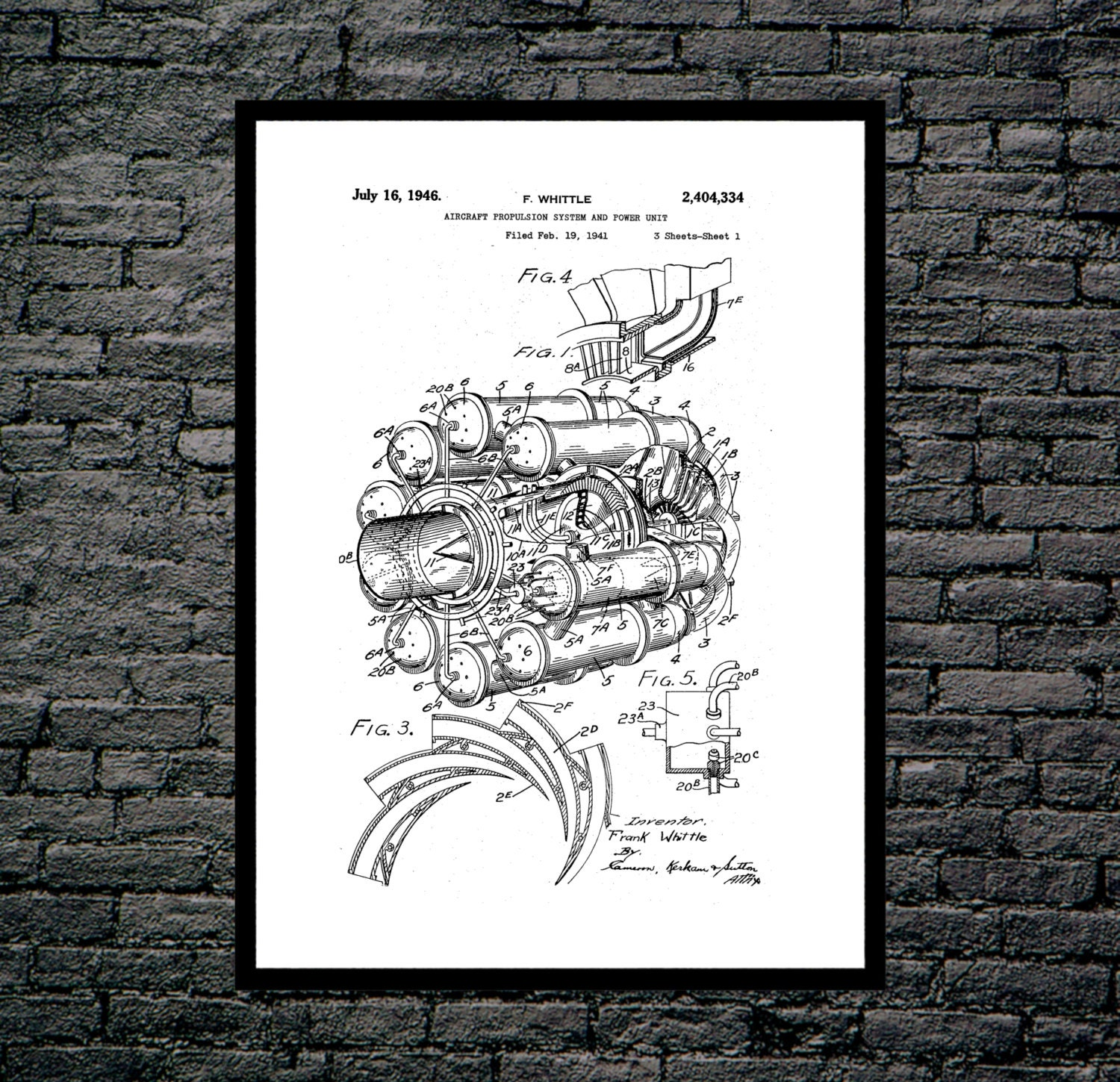 Jet engine patent jet engine poster jet engine blueprint jet jet engine patent jet engine poster jet engine blueprint jet engine art jet engine print jet engine wall art airplane malvernweather Images