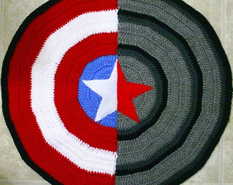 Captain America / Winter Soldier Blanket