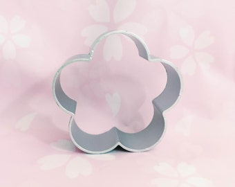 Flower Metal Cookie Cutter