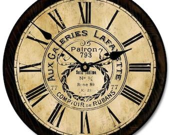 Galeries Lafayette Wall Clock