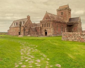 Iona Abbey | Isle of Iona | Scotland | Scotland Photography | Photography Prints | Architecture | Christianity | Christianity Photography