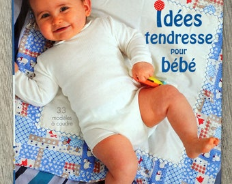 Book ideas affection for baby (sewing)