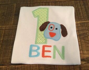 Puppy Birthday Shirt/Onesie