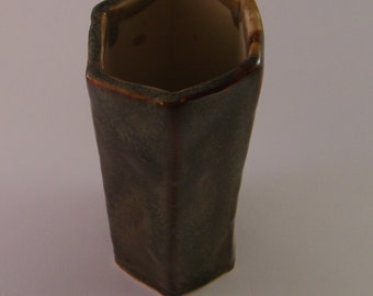 Slightly Bent Vase