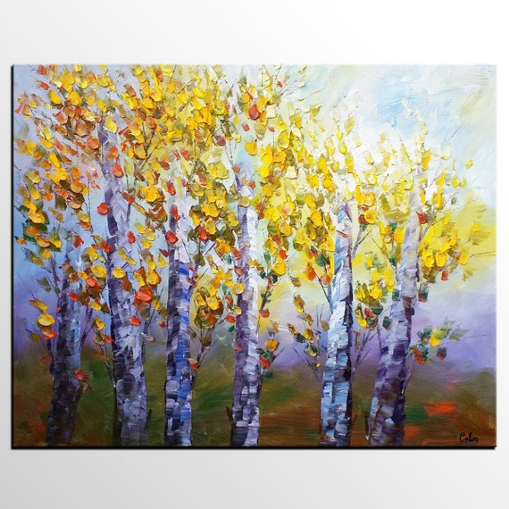 Canvas Wall Art Abstract Painting Abstract Art Oil